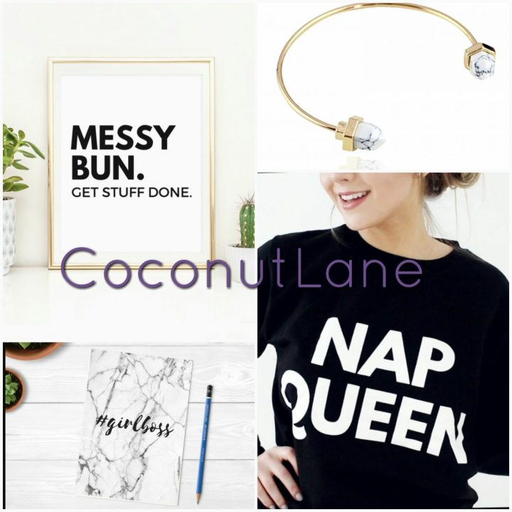 Fresh start with Coconut Lane – 20% discount code