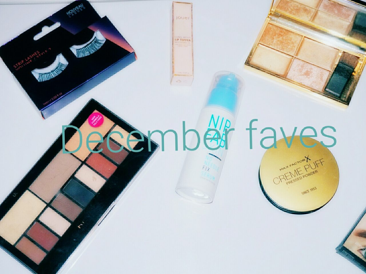 december favourites feature image