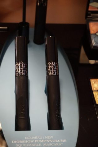 Dior plump n volume mascara