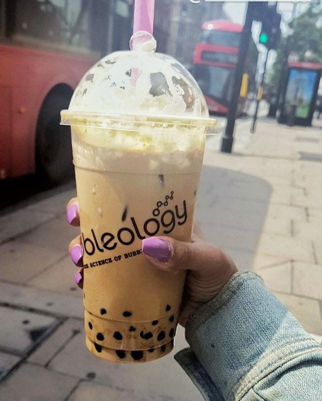 Bubbleology Coffee