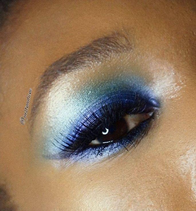mermaids forever palette makeup revolution eye look