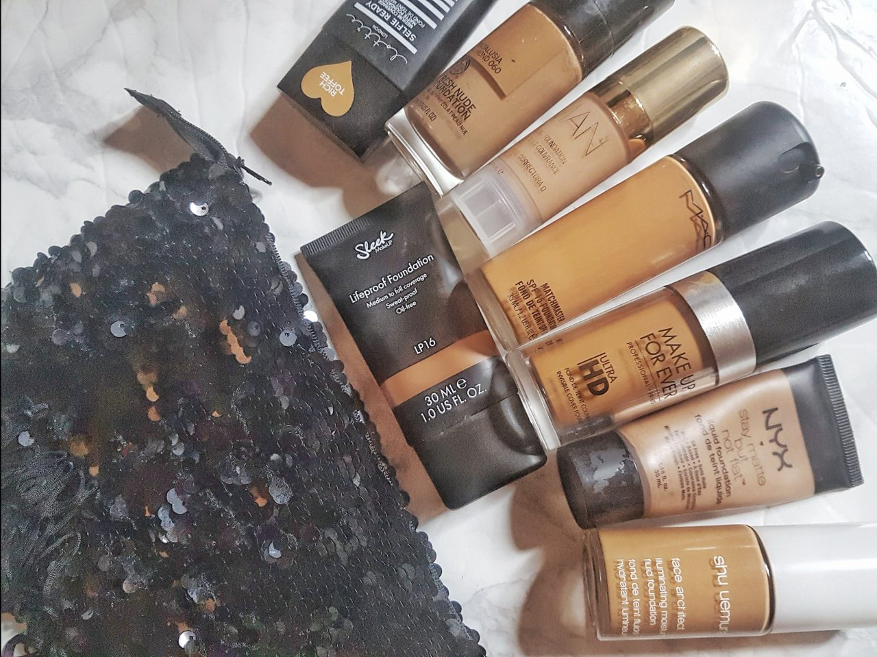foundations for yellow undertone