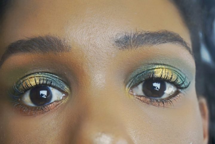 5 tips on how to get your eye makeup popping