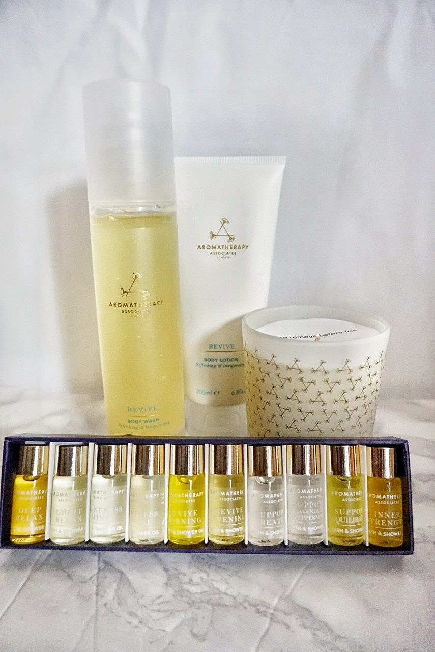 Aromatherapy Associates – How to introduce aromatherapy into your everyday routine