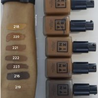 3ina The 3 in 1 Foundation - Swatch & Review