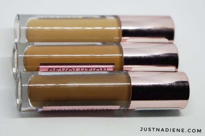 Conceal and Define Makeup Revolution Review