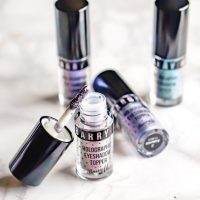 Barry M Holographic Eyeshadow toppers have landed and they are out of this world