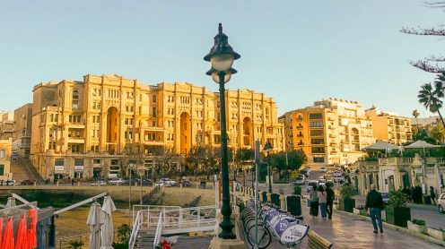 Local Area Malta
