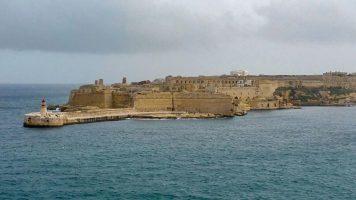 malta view beach