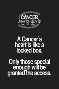 cancerian