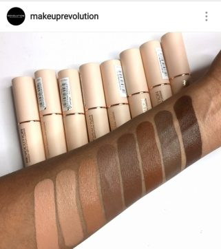 fastbase deep skin swatch