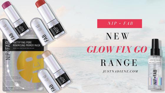 NIP+FAB Glow Fix Go First Impressions