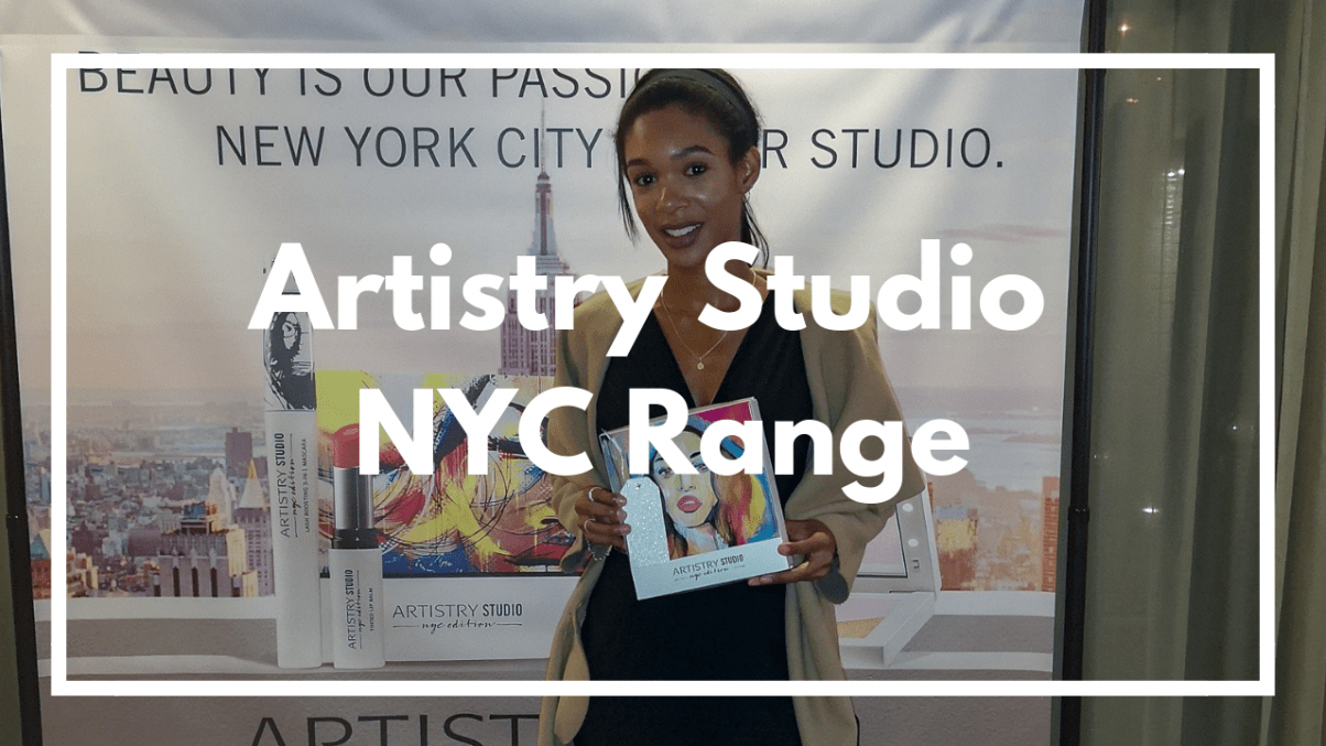 Artistry Studio NYC Makeup Range | First Look