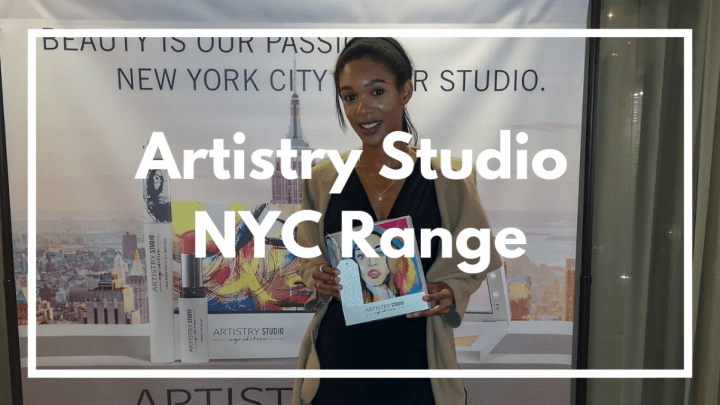 Artistry Studio NYC Makeup Range   First Look