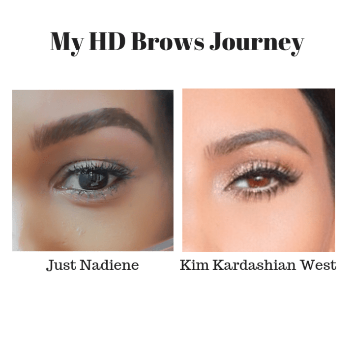 HD Brows Journey Update