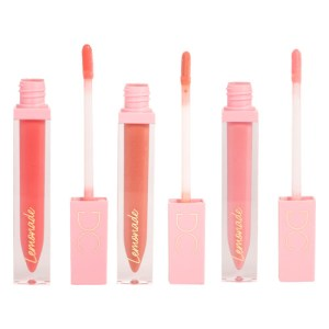 dominique cosmetics lemonade lip gloss