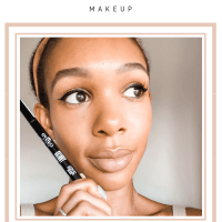 Winged eyeliner | Beginner Tips