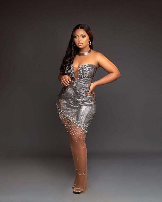 BBNaija star, Tega makes stunning return to social media (photos)
