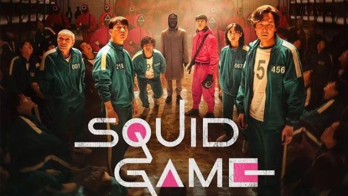 Squid game lessons