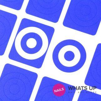 Circle Tape - Negletape - Perfekt til fransk manicure
