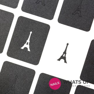 Eiffel Tower Stickers & Stencils