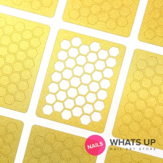 Honeycomb Stencils
