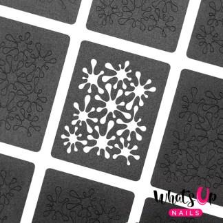 Splatter Stickers & Stencils