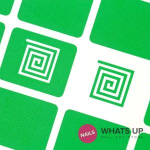 Square Spiral Tape