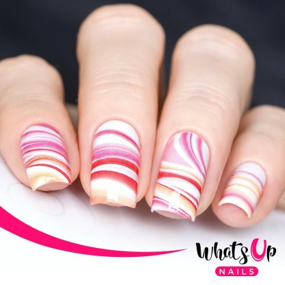 Marble Madness Pink