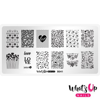 Season of Love stamping