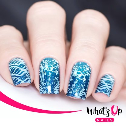 Take Me to the Sea stamping