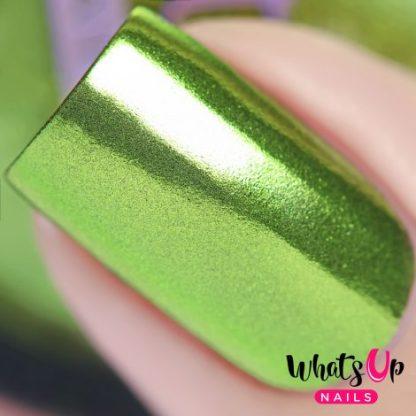 Pear Chrome - neglepulver grøn