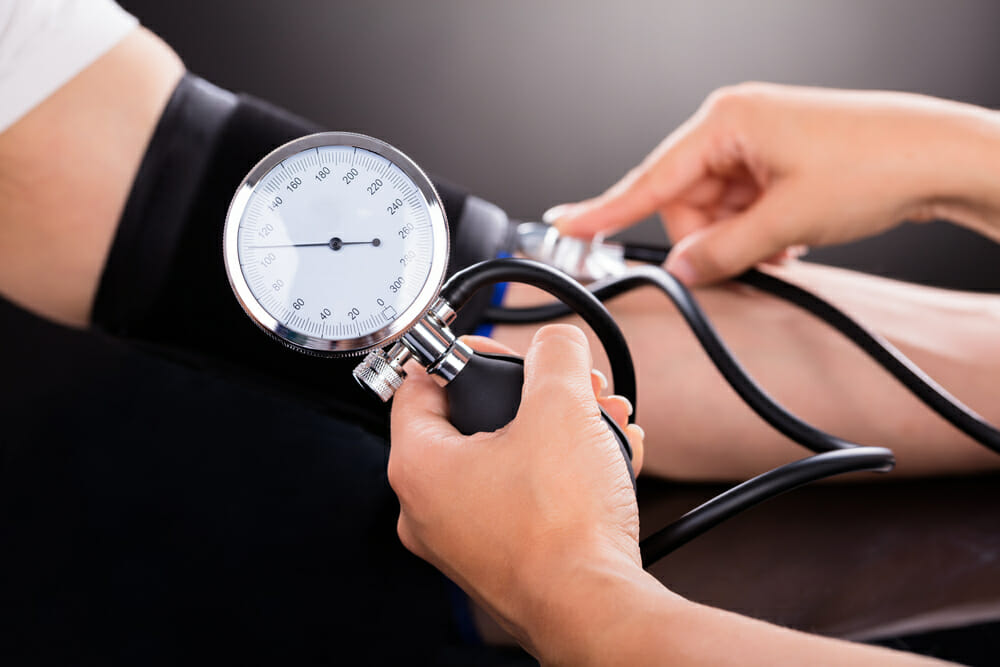 Lower High Blood Pressure Without Drugs