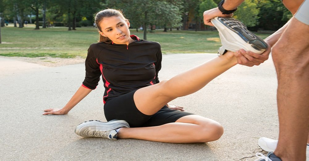 dealing with muscle cramps