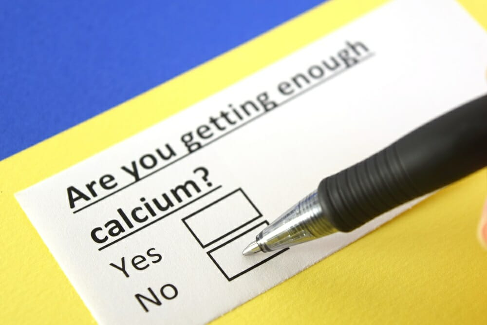 How is your calcium level