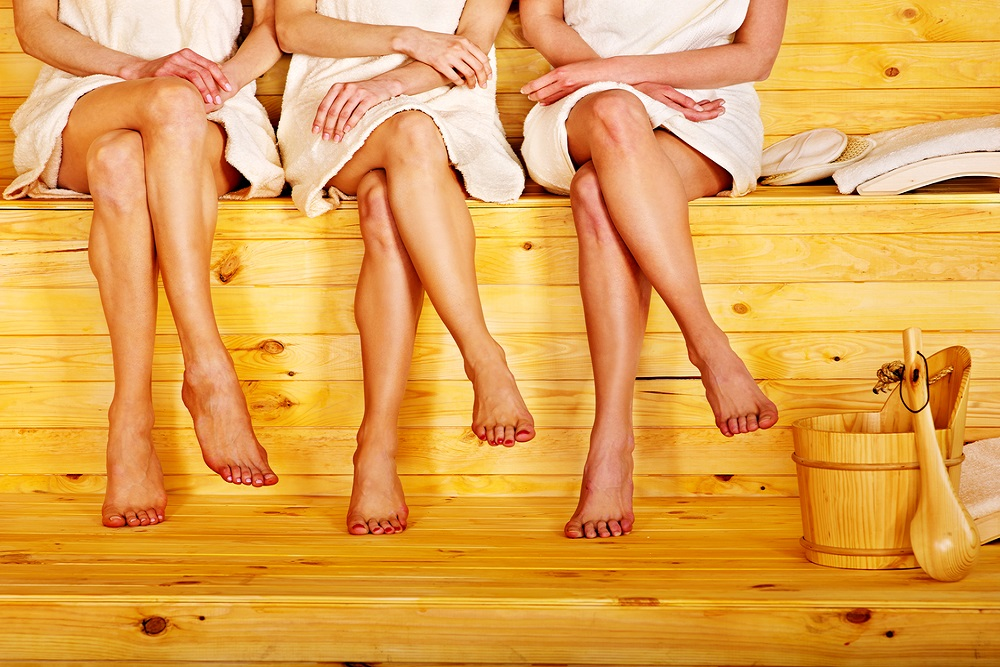 30 Minutes Of Daily Sauna Therapy Can Dramatically Improve Heart Health
