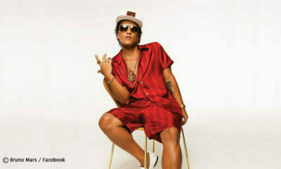 Bruno Mars to perform at the Wells Fargo Center in Philadelphia