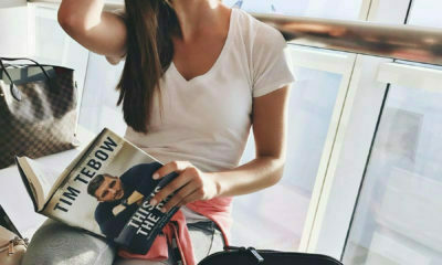 Demi-Leigh Nel-Peters dives into Tim Tebow's new book