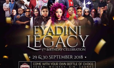 Eyadini Lounge to host fifth birthday celebration