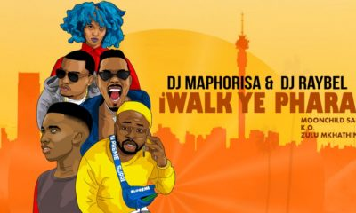 DJ Maphorisa's 'iWalk Ye Phara,' reaches one million views