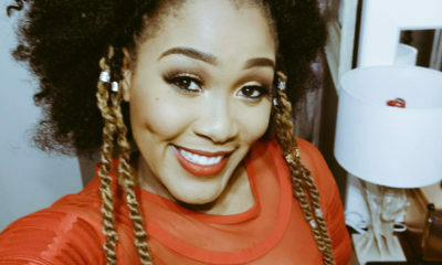 Lady Zamar shares behind-the-scenes music video shots