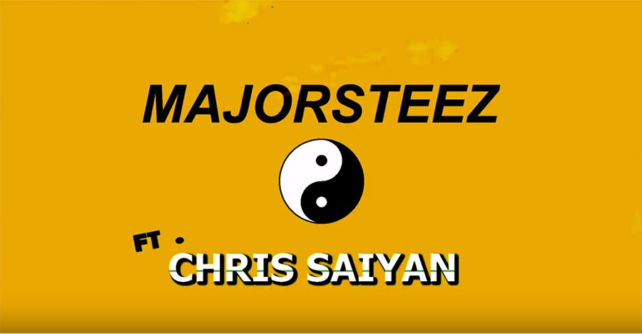 Watch Major Steez' 'Yin-Yang' music video, featuring Chris Saaiyan