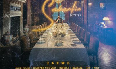 South African Hip Hop Awards 2018: Zakwe's 'Sebentin' Remix nominated for Song of the Year