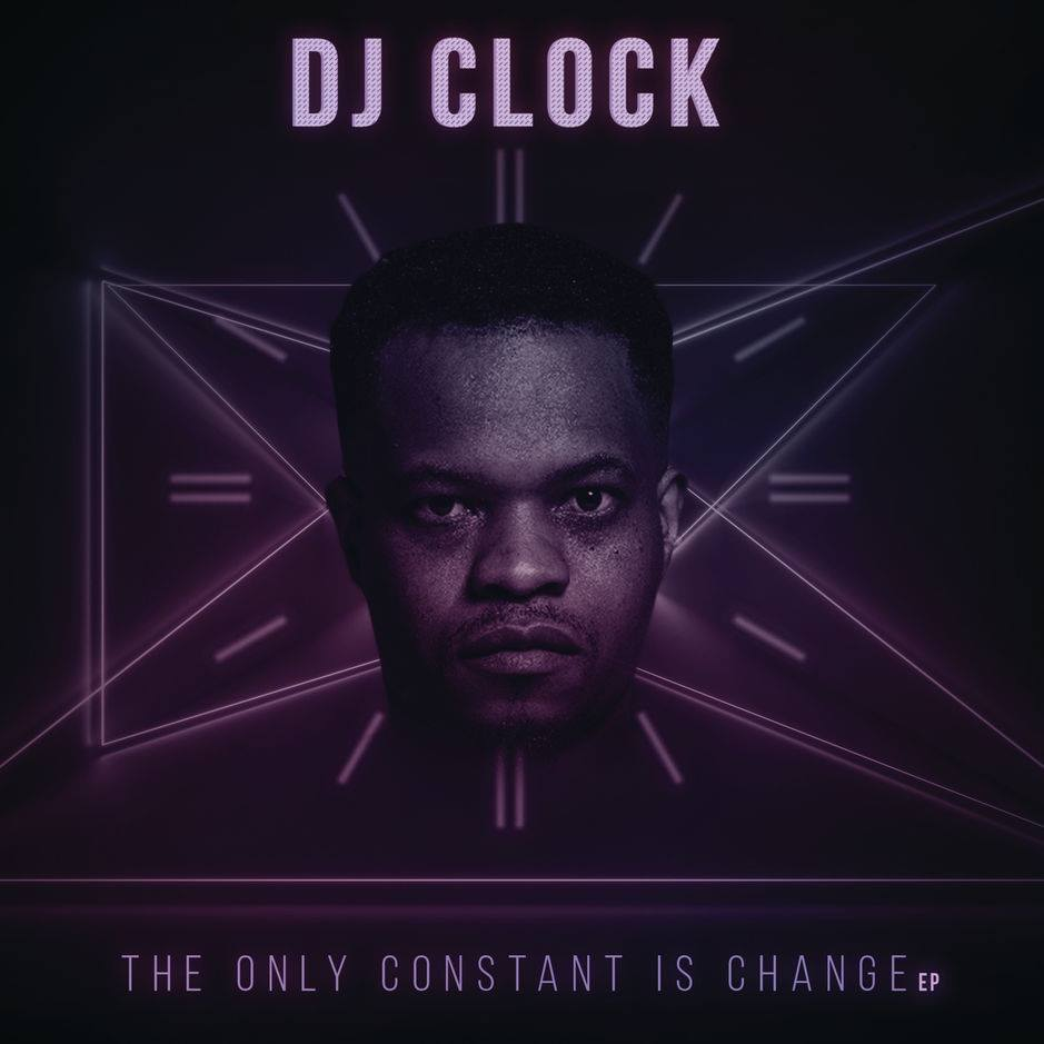 Listen to DJ Clock's new EP, The Only Constant Is Change