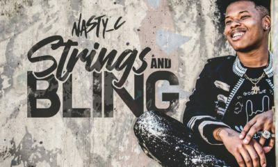 Nasty C album Strings And Bling platinum certification