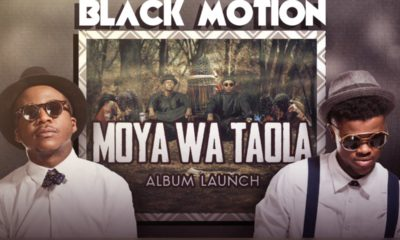 Black Motion to host album launch party at Icon Soweto