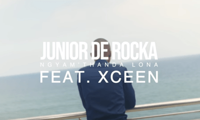 Watch Junior De Rocka's 'Ngiyam'thanda Lona' music video, featuring XCeeN