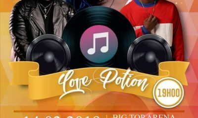 Sjava to perform at 'Love Potion' Valentine's Day event Linda Lindani