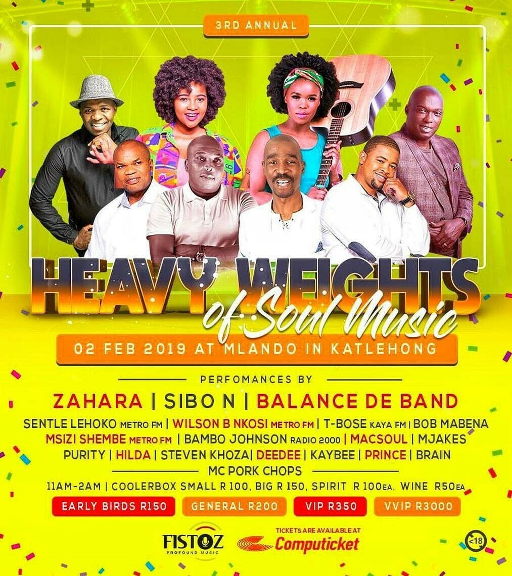 Zahara to perform at Heavyweights of Soul Music event | JustNje