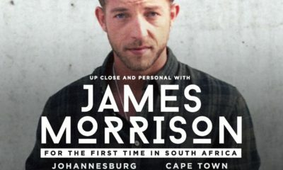 James Morrison adds an extra date to his two-city SA tour